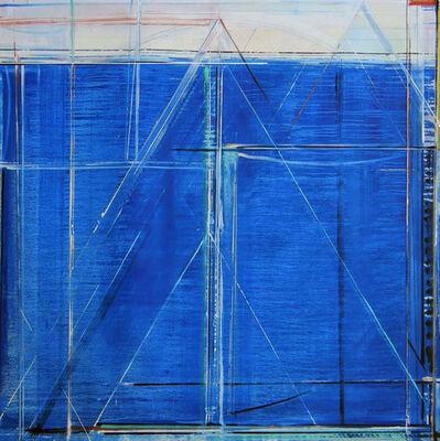 Richard Roblin, 'Aquamarine', 1997