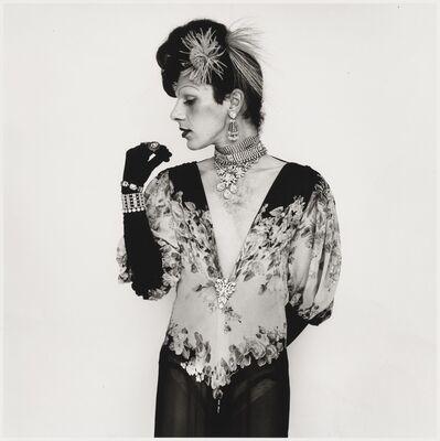 Peter Hujar, 'John Rothermel in Fashion Pose', 1971