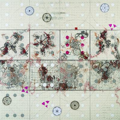 Antonio Puri, 'Birth Chart (10 Pieces)', 2014