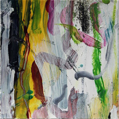 Barbara Straussberg, 'Wissahickon/Intimate 2', 2018