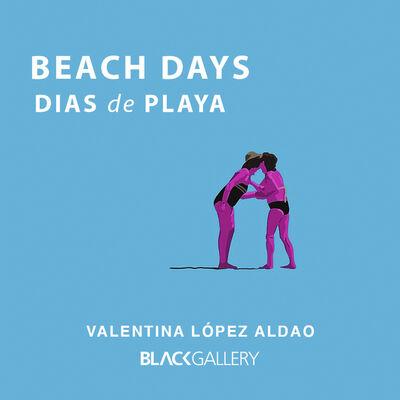 Beach Days, installation view