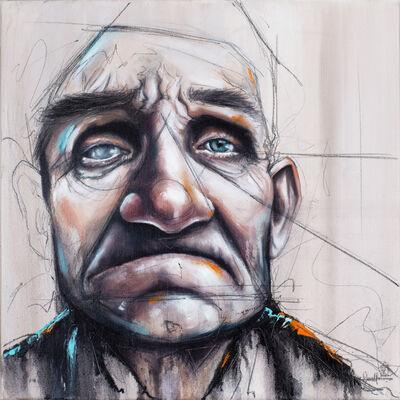 Sebastian Wandl, 'Blind', 2017
