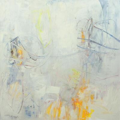 Karen Scharer, 'Blue Jeans', 2019