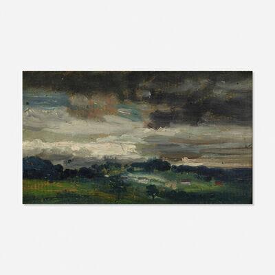 Arthur Bowen Davies, 'Hudson Valley #1'
