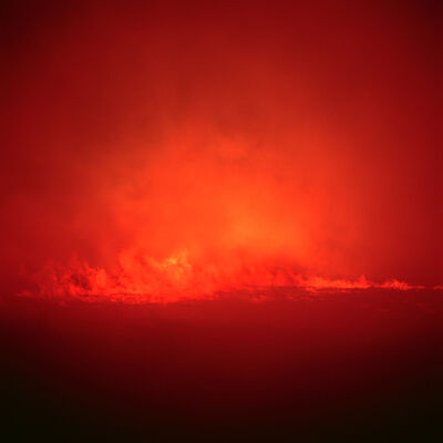 Larry Schwarm, 'Roiling Fire, eastern Lyon County, Kansas', 2005