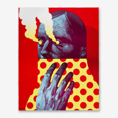 Michael Reeder, 'Last Gasp (Red Edition)', 2019