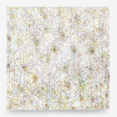 Kysa Johnson, 'Blow Up 297- subatomic decay patterns', 2016
