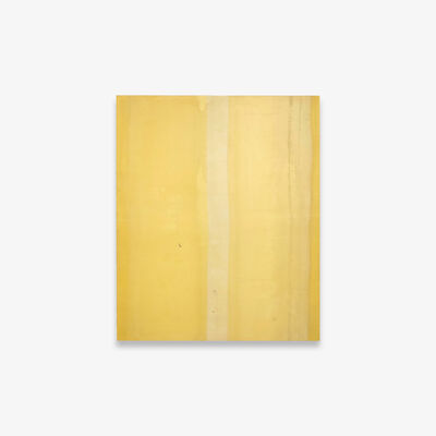 James Perkins, 'Event Horizon Yellow', 2017