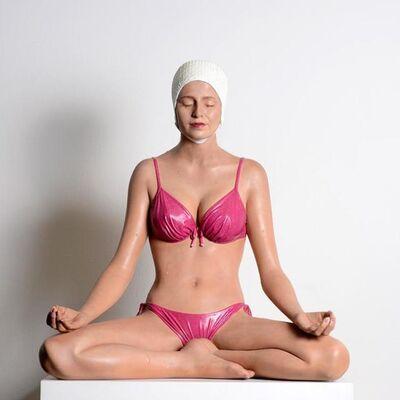 Carole A. Feuerman, 'Balance-Miniature', 2014