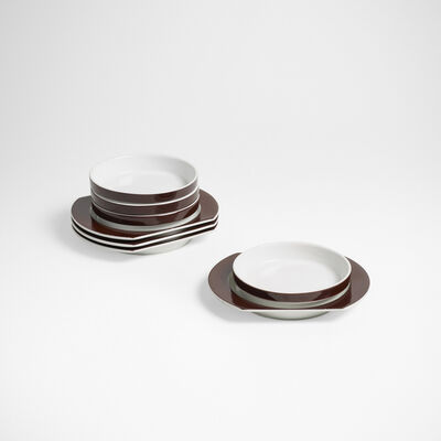 Joe Colombo, 'Linea 72 tableware for Alitalia', 1970