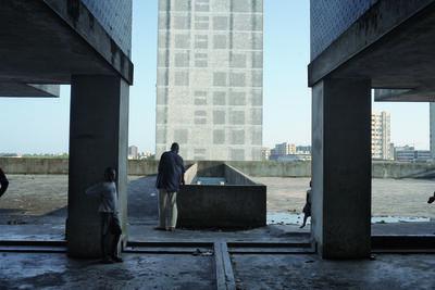 Guy Tillim, 'Avenue Patrice Lumumba - Apartment building, Avenue Bagamoyo, Beira, Mozambique', 2008