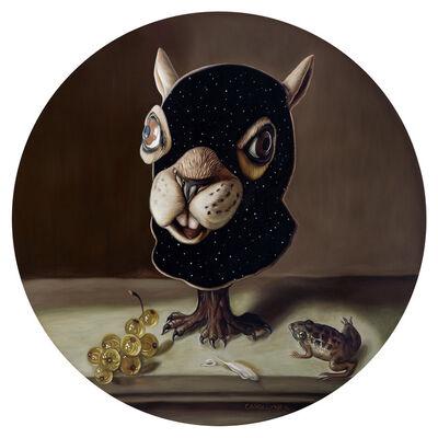 Carollyne Yardley, 'Still Life Squirrel Mask', 2016