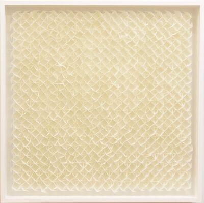 Rakuko Naito, 'RN224-3 1/2-17 Diamond Checker', 2017