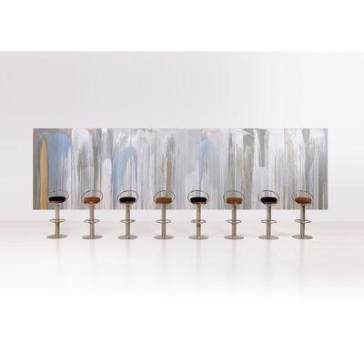 John M. Armleder, 'Untitled (furniture sculpture)', 2008