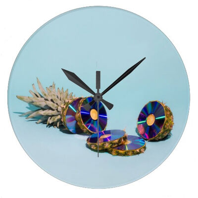 Sara Clarken, 'The Pineapple Clock', 2016