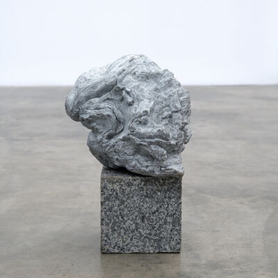 Ariel Hassan, 'POST-TRAUMA-BRANCUSI-HEAD', 2019