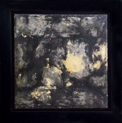 Marcia Myers, 'Pigment Study MMV-XIV (onyx)'