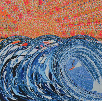 Walshe, 'Playing In The Blue Cathederal', 2004
