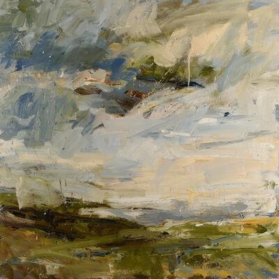 Louise Balaam, 'Ancient fields, Cape Cornwall', 2018