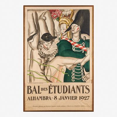 Jean Dupas, 'Bal des Etudiants, ca.', 1927
