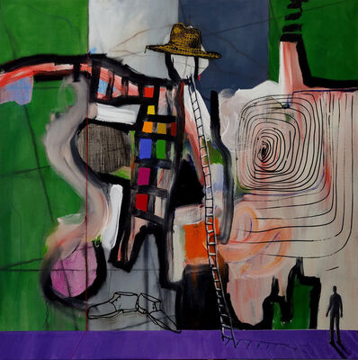 Pelayo Ortega, 'Taller', 2019