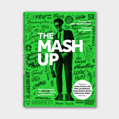 Janette Beckman, 'The Mash Up: Hip-Hop Photos Remixed by Iconic Graffiti Artists   (Slick Rick Cover)', 2018