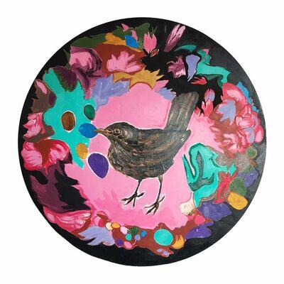 Mads Rafte Hein, 'Relief-II-Bird', 2020