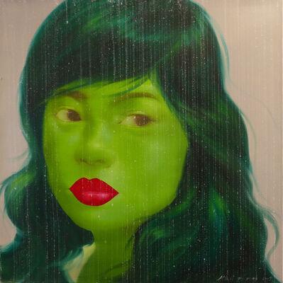 Attasit Pokpong, 'Green Beauty', 2010