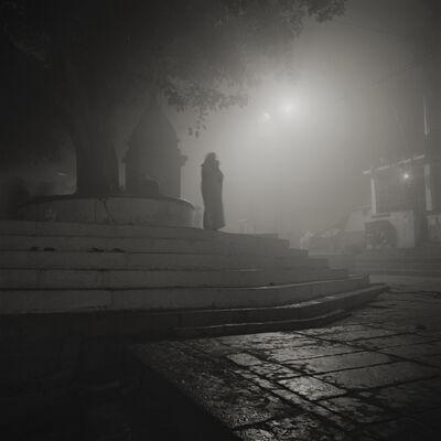 Kenro Izu, 'Eternal Light 502 #7, Varanasi, India', 2015
