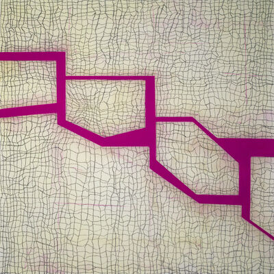 Steven Baris, 'Regardless of Topography D5', 2015
