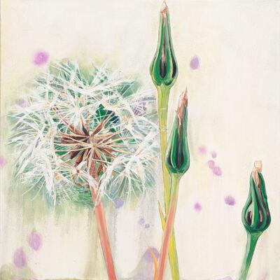 Hung Liu 刘虹, 'Dandelion 13B', 2015