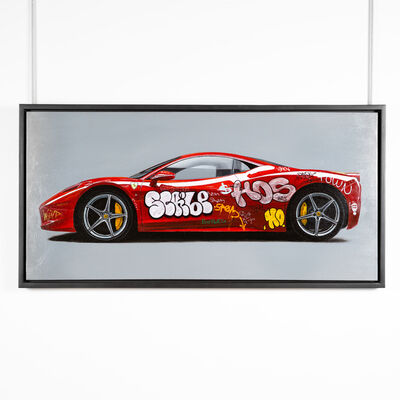 Matthew Belval, 'Ferrari', 2020