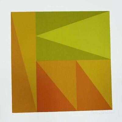 Antonio Peticov, 'Yellow II ', 2019