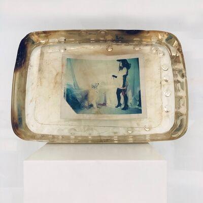 Carmen de Vos, 'Bartolo - Unique piece in Resin - Original Polaroid, Women, Contemporary', 2013
