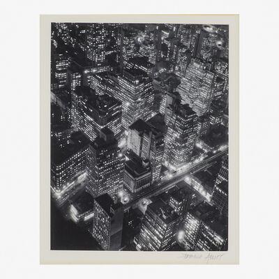 Berenice Abbott, 'New York at Night', 1932
