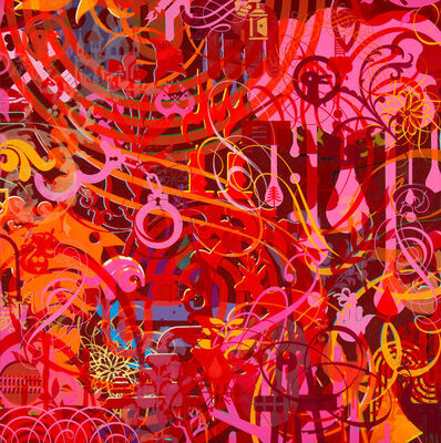 Ryan McGinness, 'Untitled', 2008