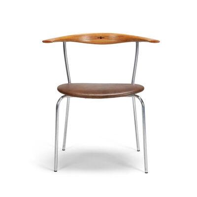 Hans Jørgensen Wegner, 'Set of 12 dining chairs', 1965