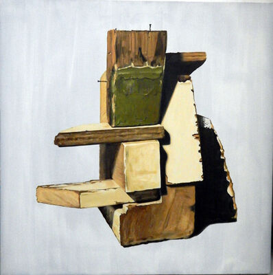 Andrei Roiter, 'Road Block', 2014