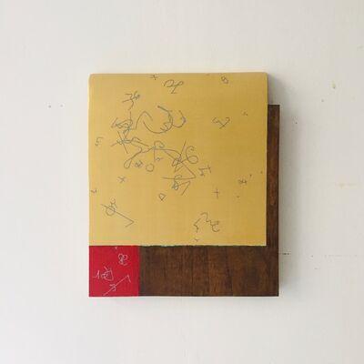 Masaya Eguchi, 'Three Squares (Dismantling, Barley, Kokihi)', 2018