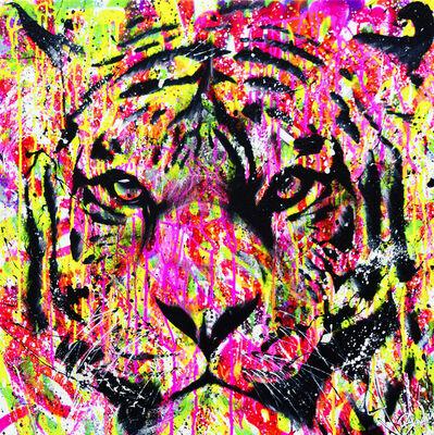 Vincent Bardou, 'Tiger Pop', 2018