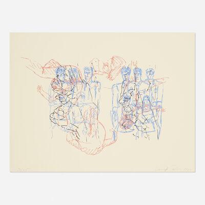 David Salle, 'Untitled', 1984