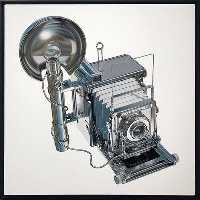 Jeff Bartels, 'Steel Graflex Camera', 2021