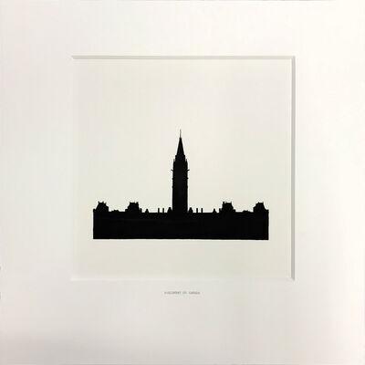 Edwin Monsalve, 'Sin título (Parlamentos-Canadá)', 2020