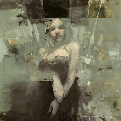 Jeremy Mann, 'Figure Composed Form Study #21', 2017