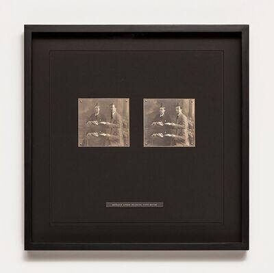 Waltercio Caldas, 'Espelhos Livros Relógios Fotografias', 2017
