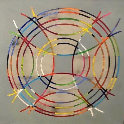 Petra Rös-Nickel, 'Curve the Line', 2021
