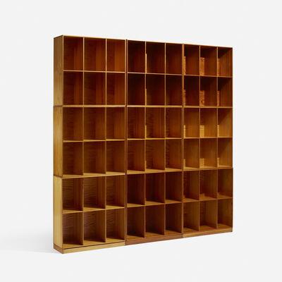 Mogens Koch, 'Bookcases, Set of Nine', 1933