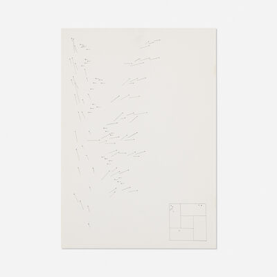 Michiko Itatani, 'Untitled', 1977