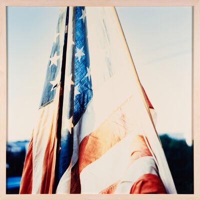 Jack Pierson, 'Flag', 1994