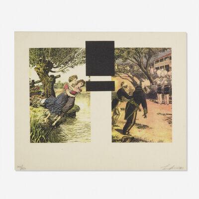 Lorna Simpson, 'Untitled', 1995